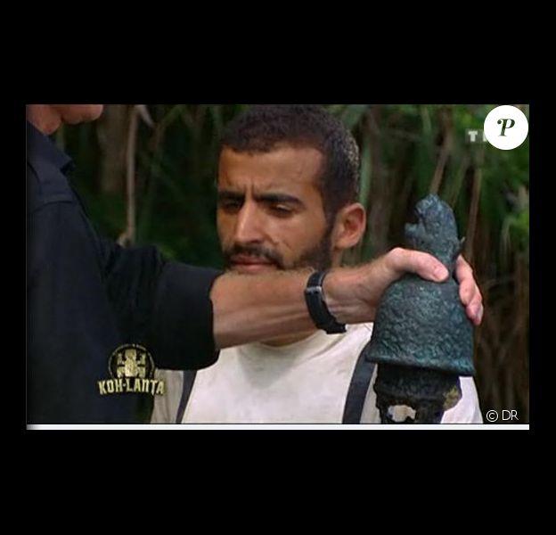 Abdellah éliminé (prime du 12 novembre 2010)