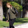 Nicole Kidman seule... pendant que Keith Urban et leur petite Sunday Rose sont ensemble (6 novembre 2010 à Los Angeles)