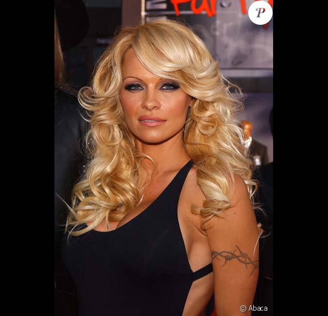 pamela anderson. Black Bedroom Furniture Sets. Home Design Ideas