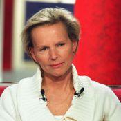 "Christine Ockrent ""au bord du divorce""... Mitterrand médiateur !"