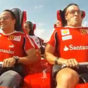 Fernando Alonso : Quand le champion de Formule 1 est surpris par la vitesse !