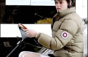 PHOTOS : Athina Onassis en béquilles et en selle !