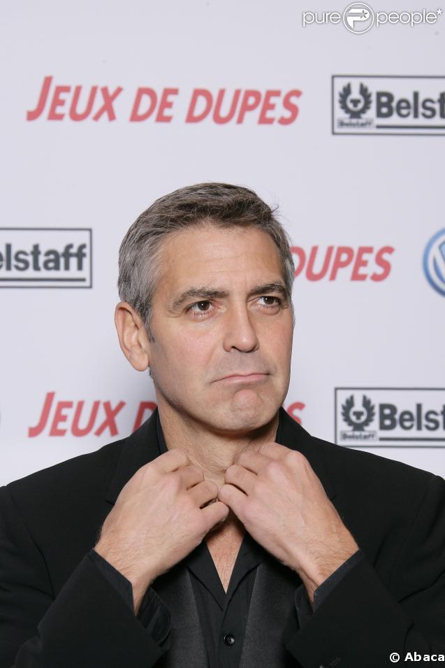 Du beau monde à la première française du film de George Clooney