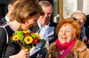 Mathilde de Belgique, lumineuse pour un anniversaire important à ses yeux !