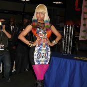 Nicki Minaj ose une tenue très culottée pour son show avec Rihanna !