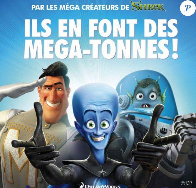 Des images de Megamind, en salles le 15 décembre 2010.