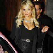 Paris Hilton : Attention à la prise de poids, Paris...