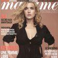 Kate Winslet en couverture de Madame Figaro du 11 décembre 2010