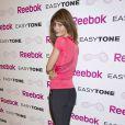 Helena Christensen présente la collection Reebok dans la boutique de Madrid en Espagne le 9 décembre 2010
