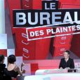 Jean-Luc Lemoine continue d'animer le  Bureau des Plaintes  sur France 2.
