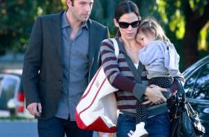 Ben Affleck retrouve enfin sa famille au complet... mais ça ne durera pas !