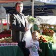 La famille Affleck-Garner enfin réunie (12 décembre 2010 à Pacific Palisades)