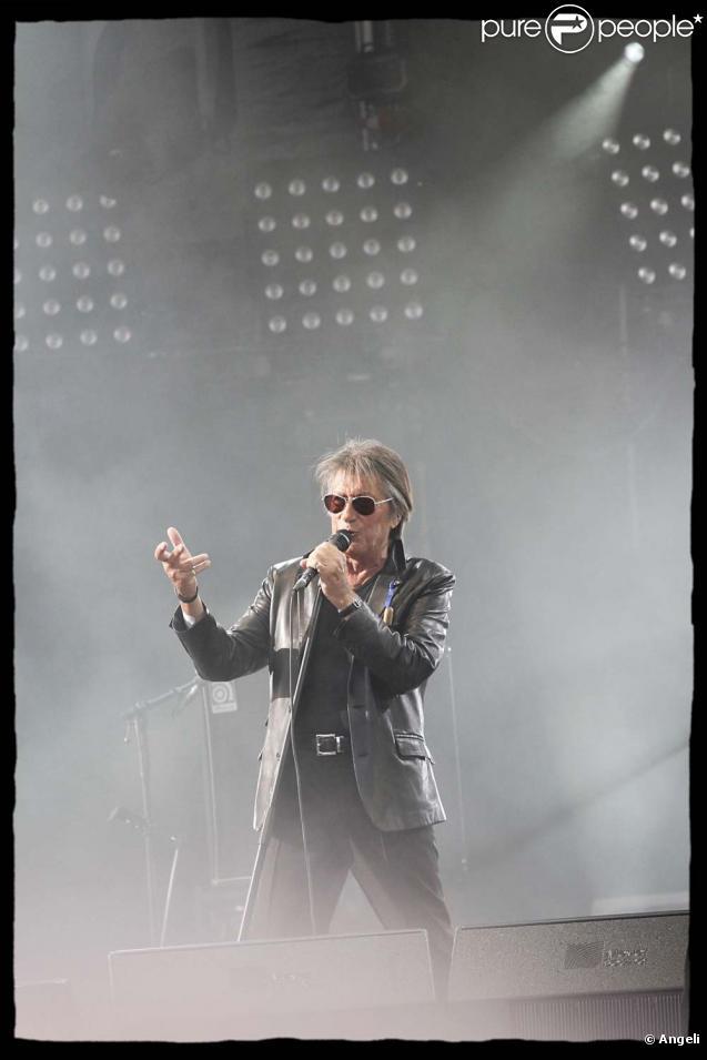 Jacques Dutronc, 2010