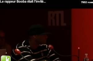 Booba : Plus de permis de conduire, alors le rappeur roule... en Vélib' !