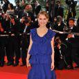 Natalie Portman porte une robe Lanvin à Cannes, le 19 mai 2008.