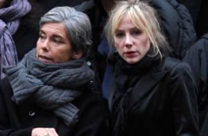 Obsèques de Gérald Nanty : Julie Depardieu et tous ses amis lui ont dit adieu...