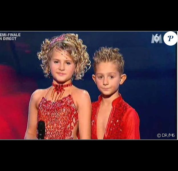 Axel et Alizée, grands gagnants de La France a un incroyable talent 2010