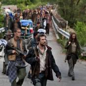 Découvrez Noah Wyle et la bombe Moon Bloodgood chez Steven Spielberg !
