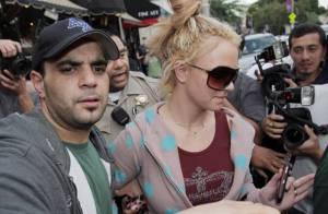 Britney toujours protégée contre son ancien manager...