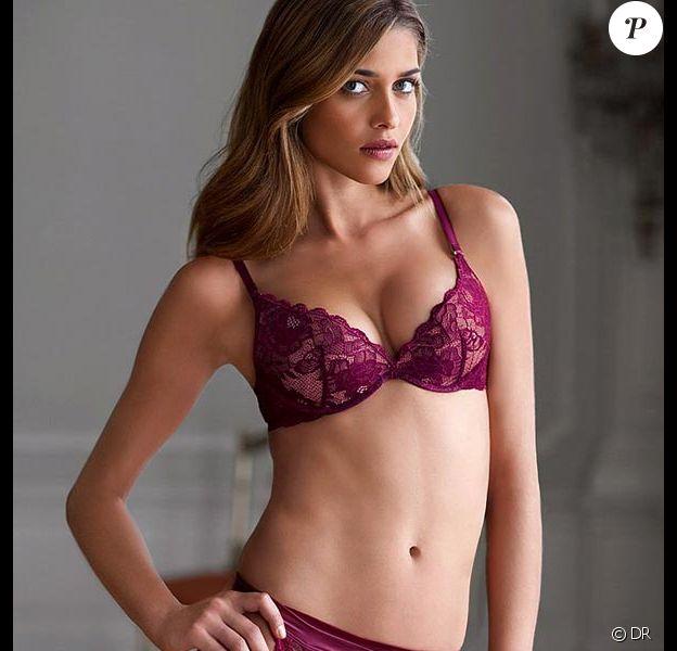 La ravissante Ana Beatriz Barros pour Victoria's Secret.