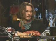 """Quand Johnny Depp devient Jack Sparrow : """"Je peux faire ce que je veux !"""""""