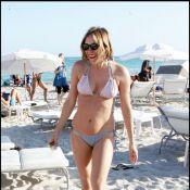 Chloë Sevigny : Célibataire, elle en profite pour parader en bikini !