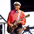 Chuck Berry, 84 ans, a fait un malaise lié à son état d'épuisement, lors de son concert à Chicago le 1er janvier 2010. Ce qui n'a pas empêché la légende de soigner sa sortie...