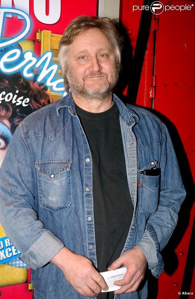 Bernard-Pierre Donnadieu en février 2005