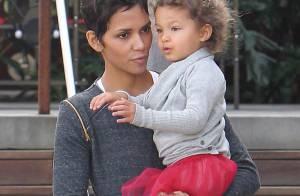 Halle Berry : quand sa petite Nahla joue sa Pocahontas, c'est irrésistible !