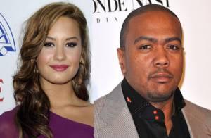 Timbaland déclare sa flamme à Demi Lovato et lui compose une petite chanson...