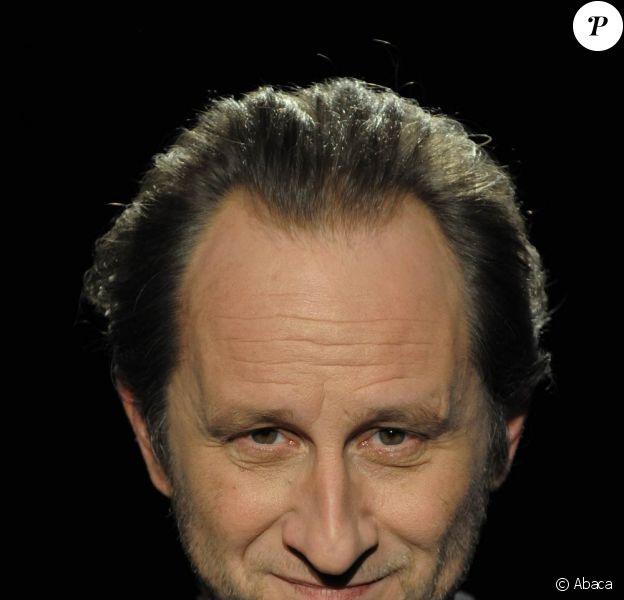 Le comédien belge Benoît Poelvoorde est sur tous les fronts en ce début d'année 2011.