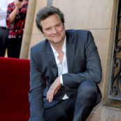 Colin Firth : En attendant un Oscar probable, Hollywood l'honore déjà !