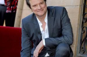 Colin Firth : En attendant un Oscar probable, Hollywood l'honore déjà !