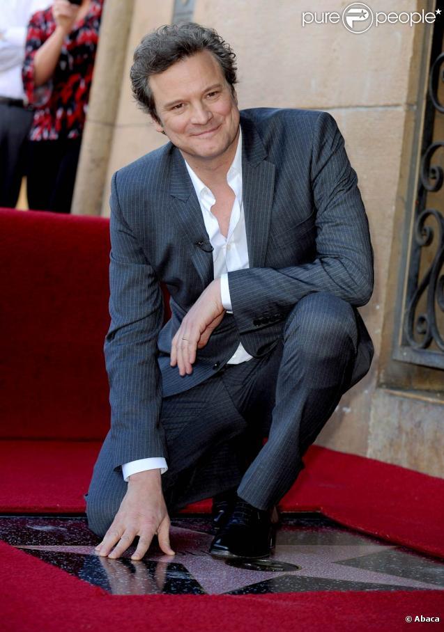 Colin Firth : En atten...