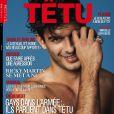La couverture du magazine Têtu - février 2011