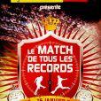 De nombreuses personnalités ont assisté au plus long match de football du monde, organisé par Panini, à l'occasion de la publication du 35e album de stickers des joueurs de football de Ligue 1 et Ligue 2.