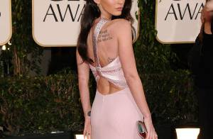 Golden Globes: La bombe Megan Fox, le roi Colin Firth... Des stars flamboyantes!