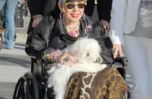 PHOTOS : Elizabeth Taylor va trés bien !