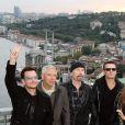 Adam Clayton, bassiste du groupe U2, en septembre 2010 à Istambul
