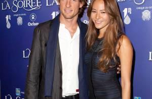 Jenson Button et David Coulthard, amoureux aux côtés de leurs sublimes brunes !