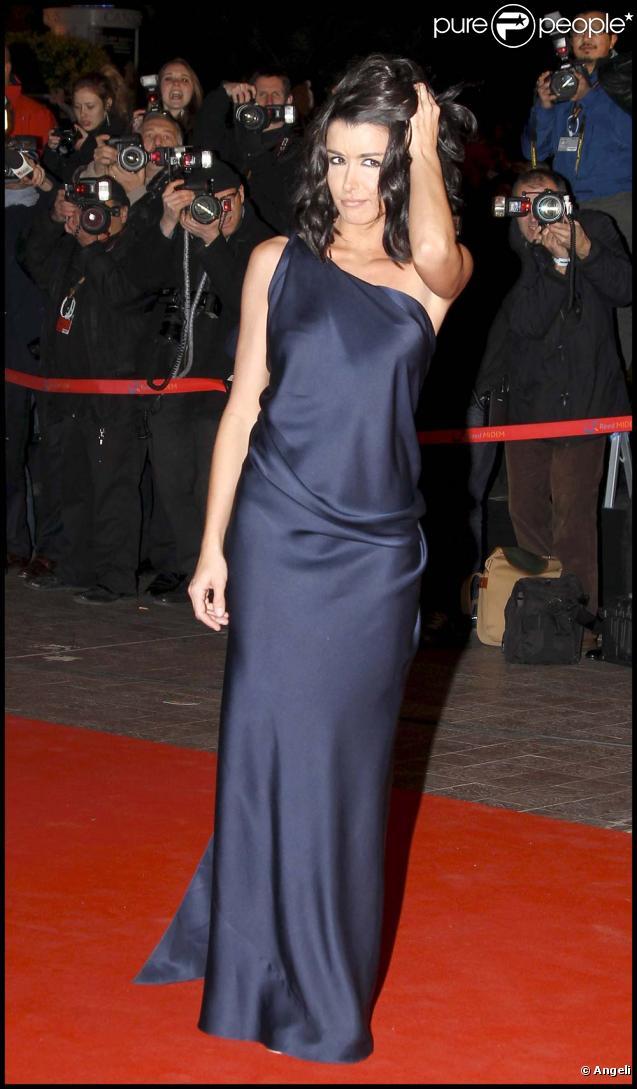 Jenifer aux NRJ Music Awards, à Cannes, le 22 janvier 2011