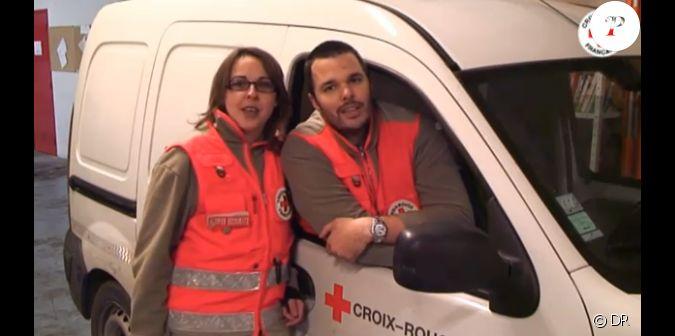 Les B N Voles De La Croix Rouge De Rennes A Me Regarde De Yannick Noah Janvier 2011