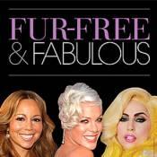 Lady Gaga, Pink et Mariah Carey... Sans fourrure et fabuleuses !