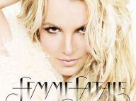 Britney Spears se mue en Femme Fatale et dévoile le visuel de son nouvel album !