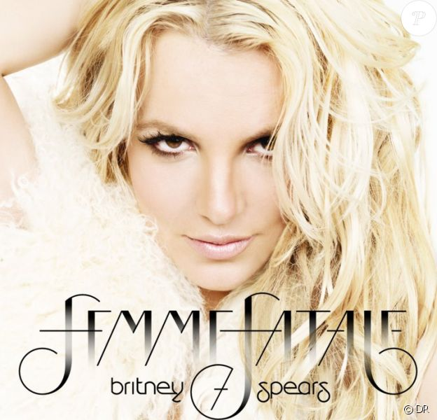 Britney Spears dévoile le visuel de Femme Fatale, son septième album.