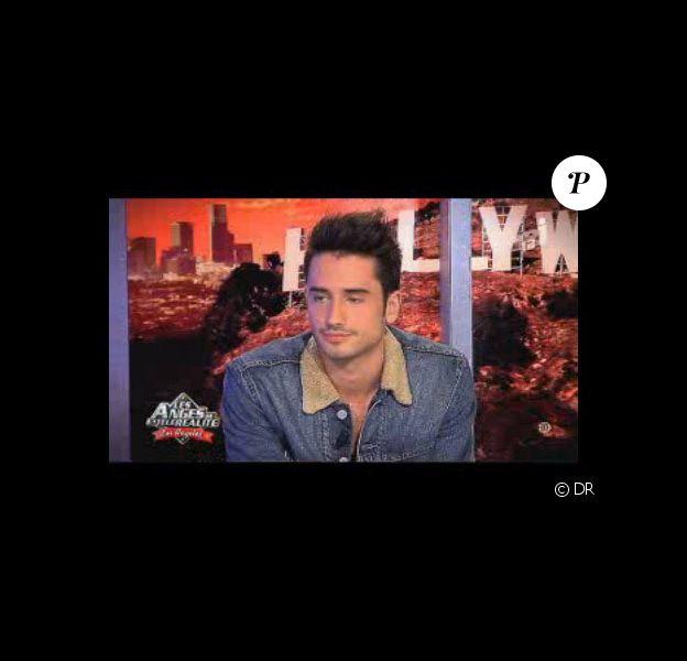 Léo était l'invité des Anges de la Télé-Réalité, mercredi 2 février, sur NRJ 12.