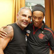 Christian Audigier : Au Brésil, il devient ami avec Jesus Luz et Ronaldinho !