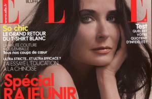 Demi Moore, son physique trop parfait à 48 ans : pas un mot sur la chirurgie...