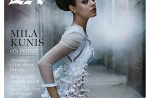 Quand la sublime Mila Kunis dévoile sa plastique de rêve...