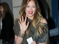 Hilary Duff : Sa promo se poursuit à Paris... mais elle sait se faire plaisir !